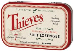 Thieves Lozengers- Soft